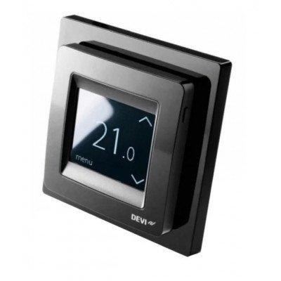 Терморегулятор DEVIreg Touch Black