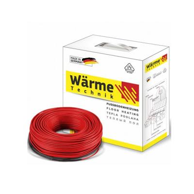 Нагревательный кабель Warme Twin flex cable 450 W, 2,4-3,0 м2